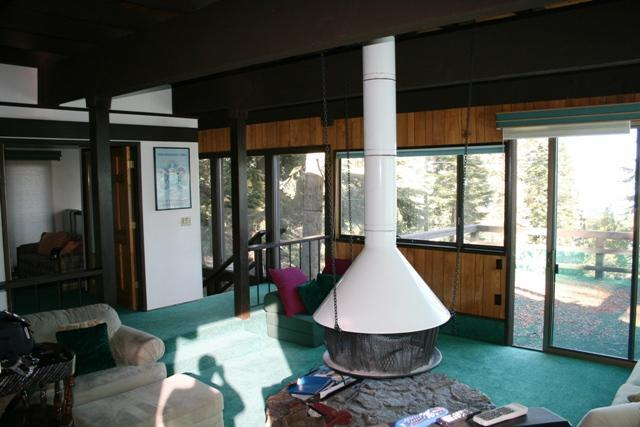 Living room - One of a Kind Lake Tahoe Home - Carnelian Bay - rentals