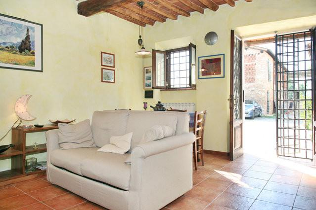 Living Room - House 2-3 p. old style in Lucca - Lucca - rentals