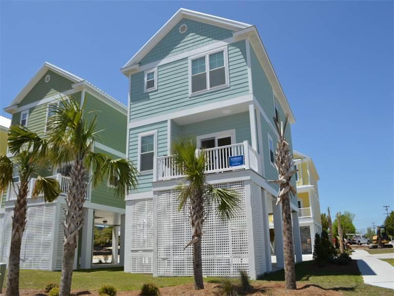 South Beach Cottages - Superb 4 Bedroom Vacation Rental - Image 1 - Myrtle Beach - rentals