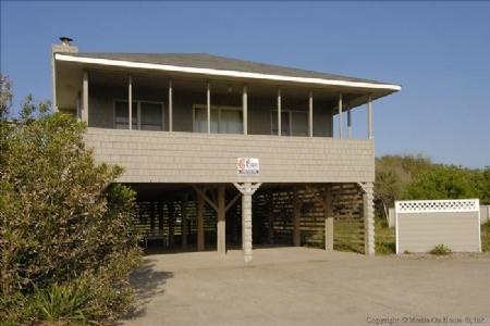 Exterior - White Sands - Southern Shores - rentals