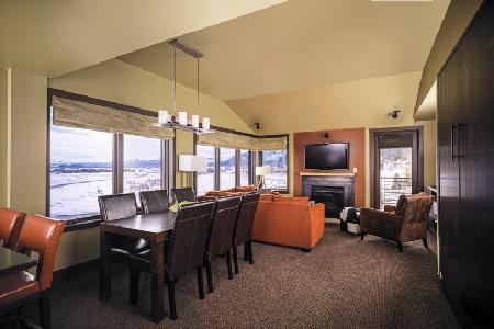 The Ultimate in Jackson Hole Lodging - Hotel Terra 3 Bedroom Suite - Image 1 - Teton Village - rentals