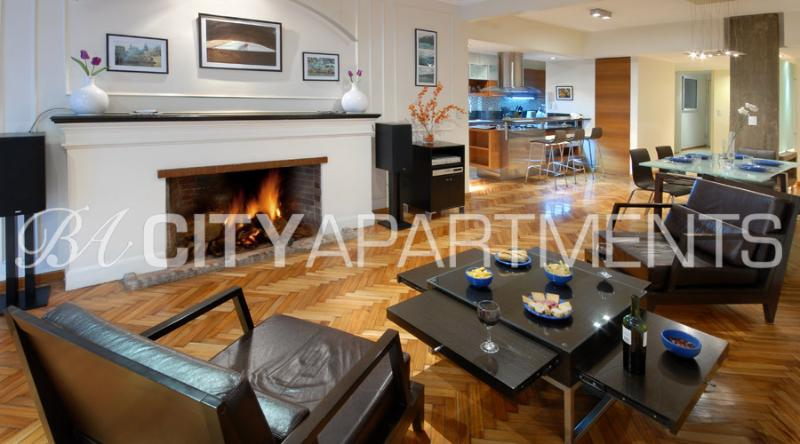 Recoleta HUGE 2 bedroom (RC3) Excellent location! - Image 1 - Buenos Aires - rentals
