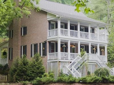 The River House - The River House - Brevard, North Carolina - Brevard - rentals