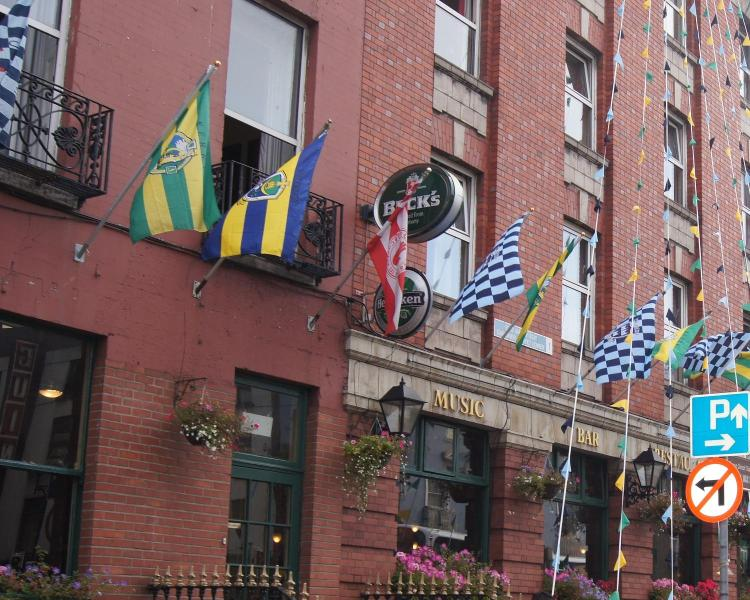 Outside on the street - Dublin City Center Holiday Stay Apartment - Dublin - rentals