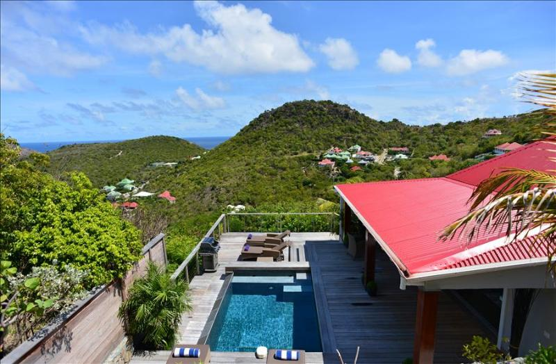 Lenalee at Flamands, St. Barth - Ocean View, Close To Flamands Beach, Gustavia And St Jean - Image 1 - Flamands - rentals