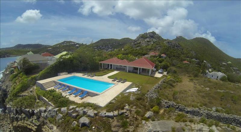 Caribbean Breeze at Anse Des Cayes, St. Barth - Ocean View, Pool, Good Value - Image 1 - Anse Des Cayes - rentals