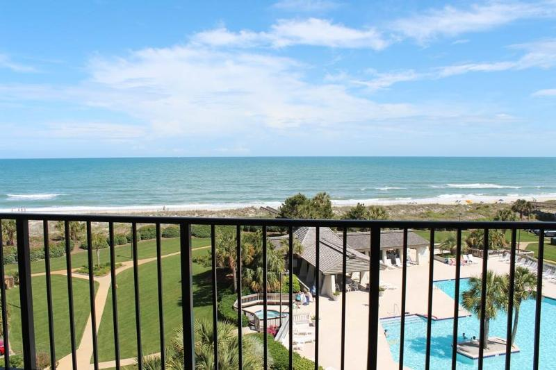 Captains Quarters C54 - Oceanfront - Image 1 - Pawleys Island - rentals