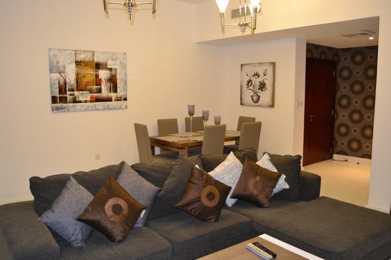 2BR SEA VIEW JBR 48455  - Image 1 - Dubai - rentals