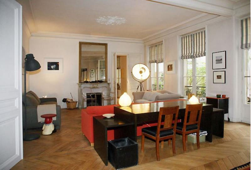 Louvre- 4 Bedroom House with 2 Terraces  (4485) - Image 1 - Paris - rentals