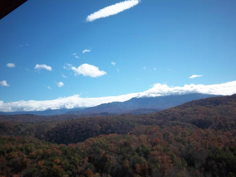 View From Main Deck - Sensual Getaway 4 Couples Craving Romance,Theatre - Pigeon Forge - rentals