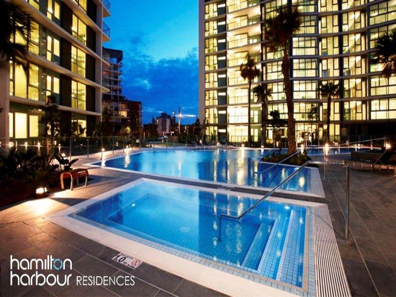 Hamilton Harbour Towers - Higgins House Two  - Sub Penthouse Riverside Lifes - Brisbane - rentals