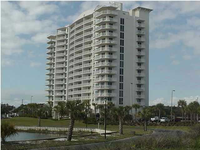 Terrace Building at Pelican Beach escort - Destin Sea View Luxury Condo - Destin - rentals