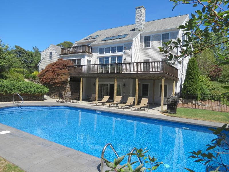 011-Y - Stately Home with huge pool! 011-Y - Yarmouth Port - rentals