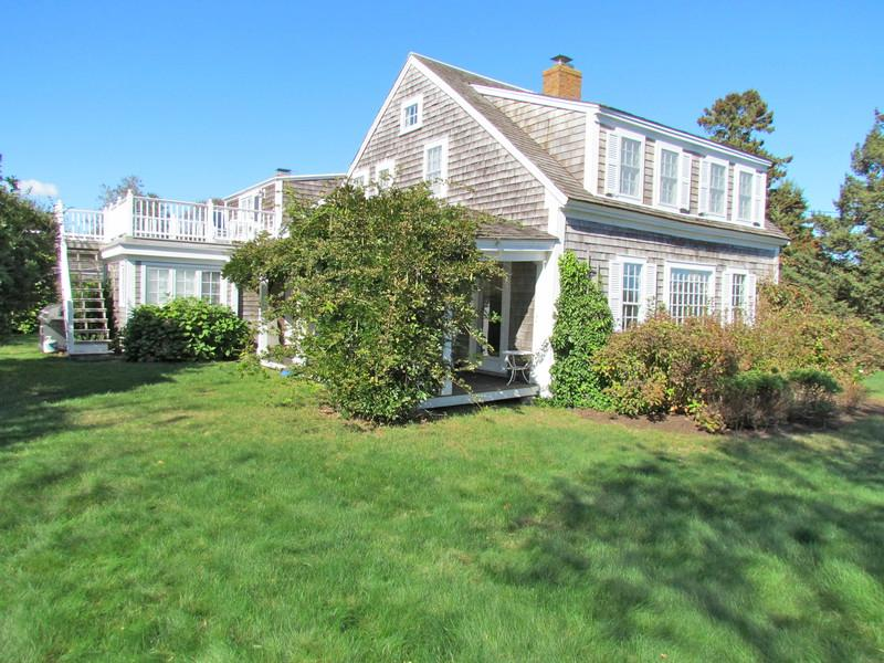 209-C - 209-C Stage Harbor, Chatham views, big comfy home - Chatham - rentals