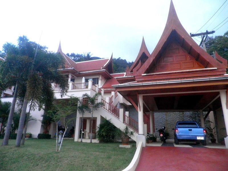 Beautiful Villa & Car Port - Kata Sea Breeze 4 Bedroom Sea View Pool Vila - Kata - rentals