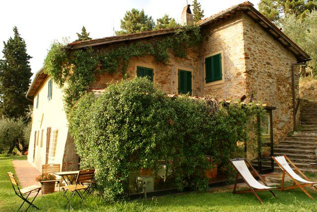 dream of a Tuscan villa with pool - Image 1 - Lucca - rentals