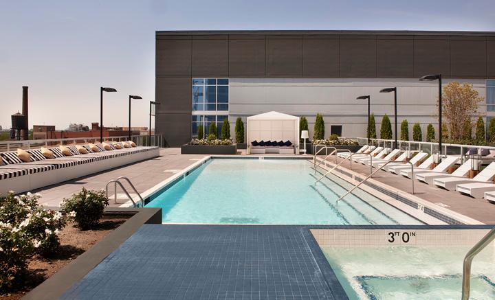 Modern Loft 1BEDROOM POOL GYM LEX Next 2McCormick - Image 1 - Chicago - rentals