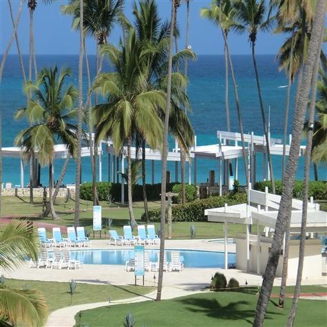 Playa Turquesa Designer 2BR Ocean View PH w/loft - Image 1 - Punta Cana - rentals