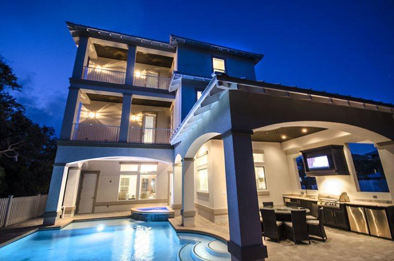 Welcome to your personal oasis at Frangista Villa! - Frangista Villa -Newly Built 7 BedroomLuxury Home! - Miramar Beach - rentals
