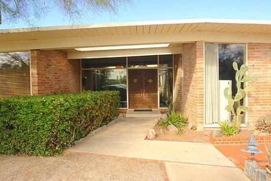 Mid-Century Masterpiece In The Tucson Foothills - Image 1 - Tucson - rentals