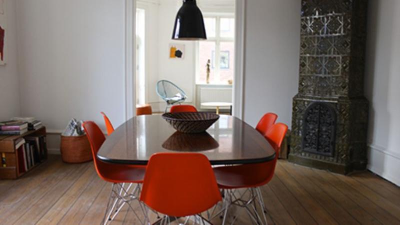Korsgade Apartment - Large Copenhagen apartment with view to the lakes - Copenhagen - rentals