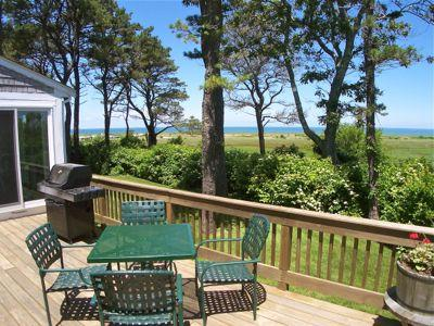 120-B - 120-B Stunning Bay Views, Walk to Crosby Lndng Bch - Brewster - rentals