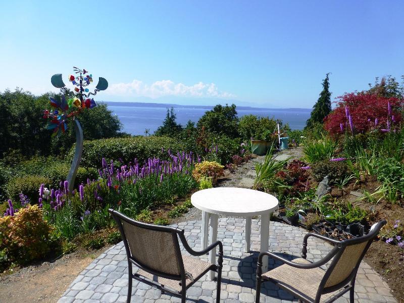 Stunning ocean view, new, quiet apartment - Image 1 - Seattle - rentals