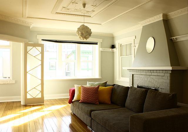 128 Murray Living Area - 128 Murray - Hobart - rentals