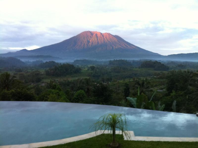 Villa Sidemen, THE BEST VIEW IN BALI! - Image 1 - Sidemen - rentals