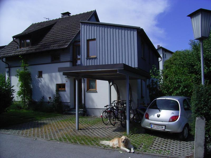Outside View of the house - Apartment Denk - Bregenz - Bregenz - rentals