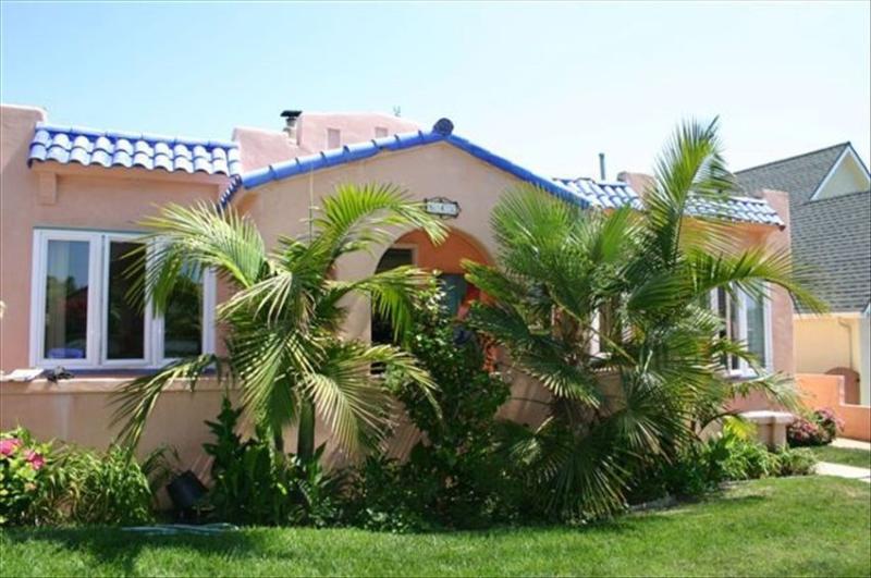 Historic Beach Spanish Adobe - Walk to Wind N Sea Beach.Fantastic Loc.Village/Sho - La Jolla - rentals