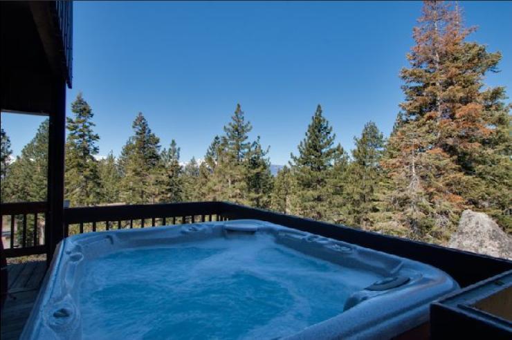 Tahoe Lake Village 47 Chalet NV Stateline (LV047) - Image 1 - Glenbrook - rentals