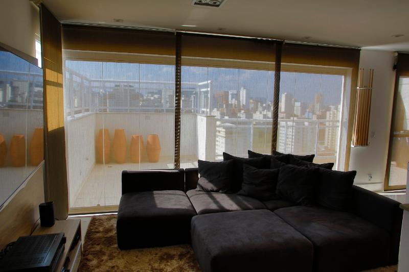 Luxury Duplex Penthouse near Ibirapuera Park - Image 1 - Santo Andre - rentals