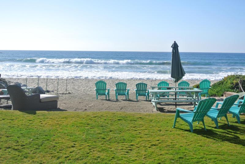 A beachfront vacation rentals where events are allowed - Breathtaking Beachfront Rental for Beach Weddings - Oceanside - rentals