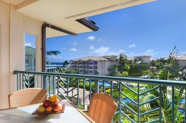 C404 Lanai Oceanview - Waipouli Beach Resort C404 - Kapaa - rentals