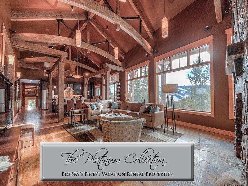 Swift Bear Chalet - Image 1 - Big Sky - rentals