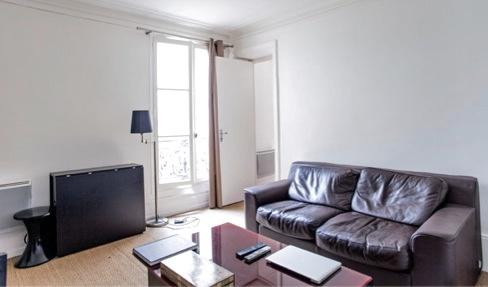 Stylish 1 bedroom flat in the heart of Marais - Image 1 - Whiteparish - rentals