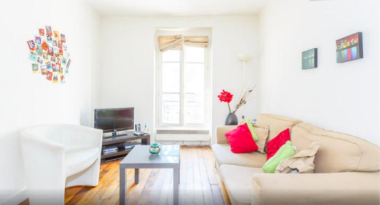 1BR - Typical Parisian flat close Eiffel Tower - MB3 - Image 1 - Whiteparish - rentals