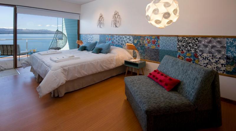 Bariloche Penthouse (TD4) 2 Balconies and BBQ! - Image 1 - San Carlos de Bariloche - rentals