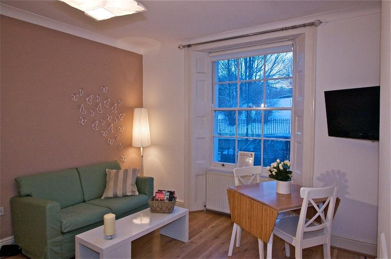 Comfy serviced studio in Angel - Image 1 - London - rentals