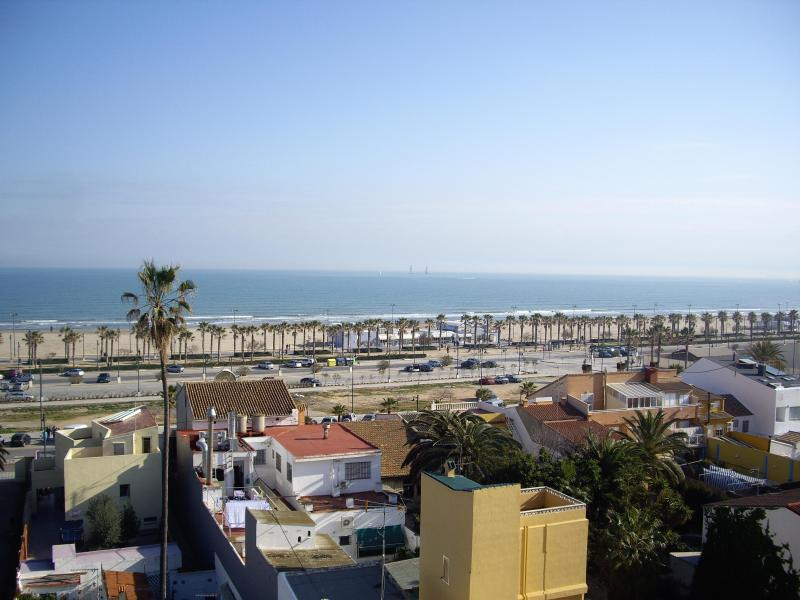 Distance from the sea - Great Apartment at Valencia's Beach - Valencia - rentals