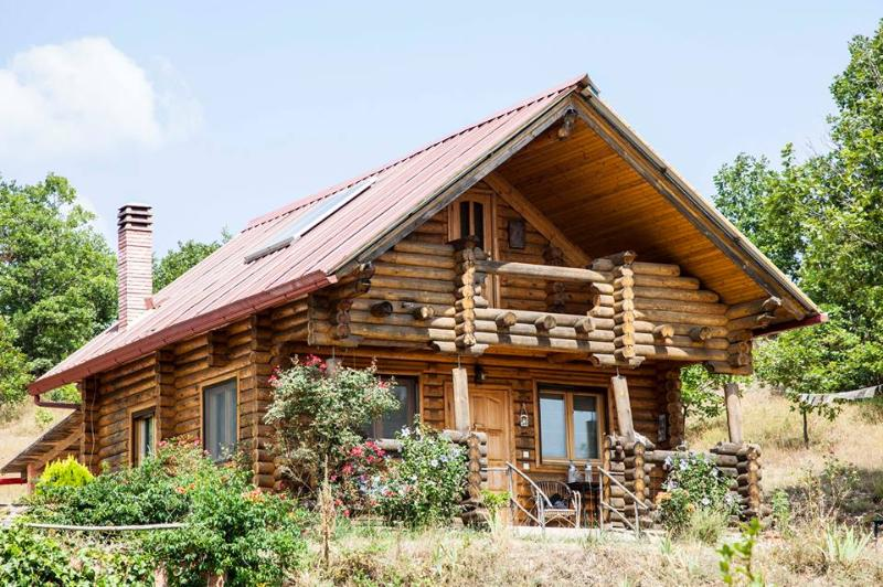 Wooden house Chalkidiki (Taxiarchis) - Image 1 - Taxiarchis - rentals