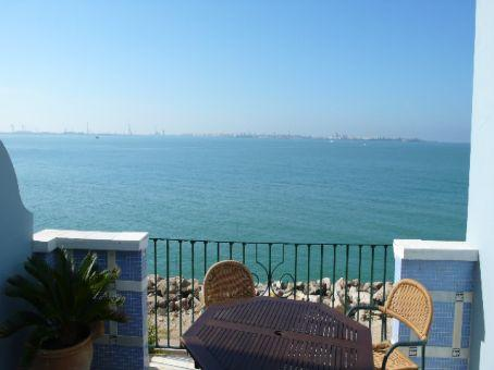 view - 3 bedroom apartment overlooking the sea - Costa de la Luz - rentals