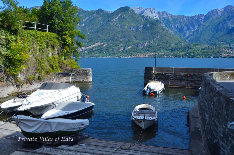 side of Villa - Lake Como Luxury Lake Front Villa, with Pool & spectacular views sleeps 16 - Bellagio - rentals