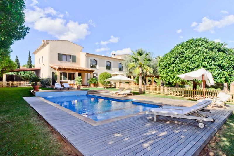 Villa Sol de Mallorca - Image 1 - Calvia - rentals