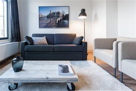 De Pijp Boutique Apartment 5 - Image 1 - Amsterdam - rentals