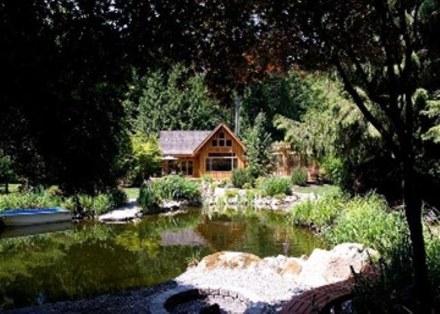 """A rare jewel in the forest."" - Image 1 - Langley - rentals"