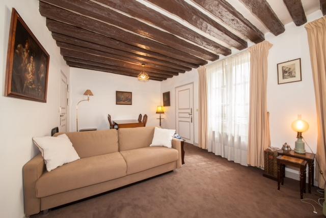 Beautiful Apartment Close to Louvre - Image 1 - Paris - rentals