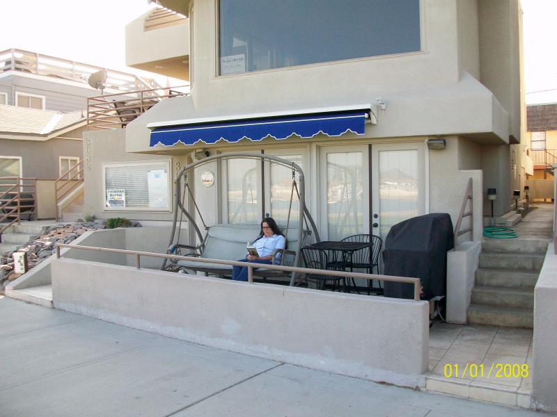 Luxury Mission Beach Beachfront Vacation Rental - Image 1 - Pacific Beach - rentals