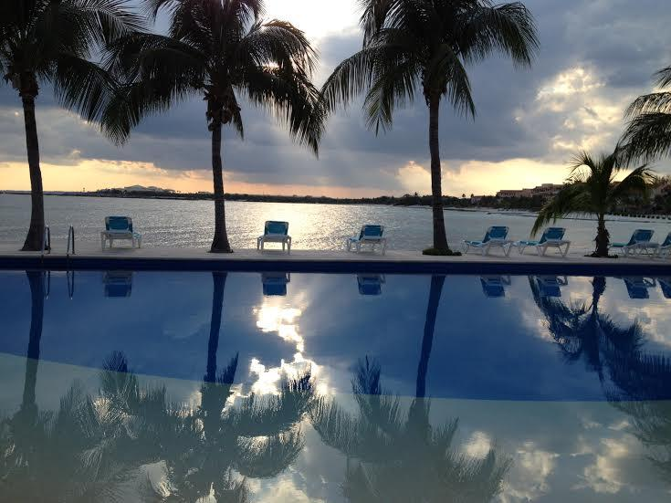 Sunset at Chac Hal Al - Stunning Ocean Views, Chac Hal Al Puerto Aventuras - Puerto Aventuras - rentals